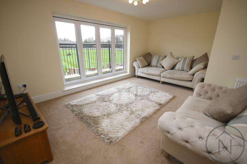 4 Bedrooms Town House for sale in Greener Drive, Darlington