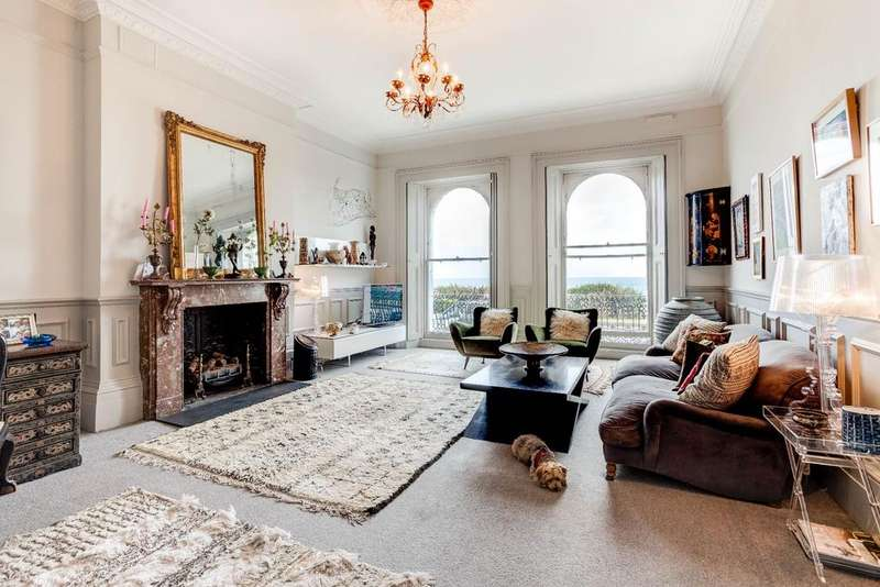 3 Bedrooms Apartment Flat for sale in Marina, St Leonards On Sea