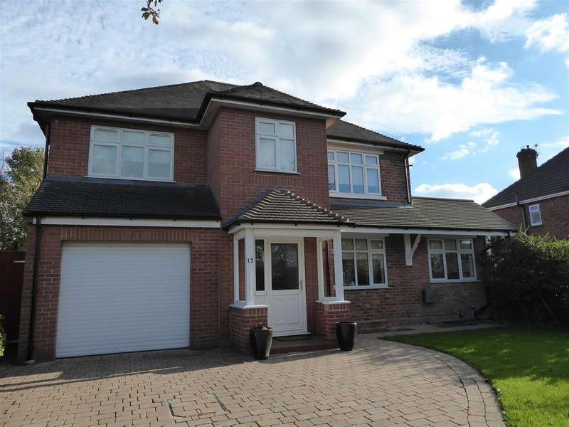4 Bedrooms Detached House for sale in Taylors Avenue, Cleethorpes