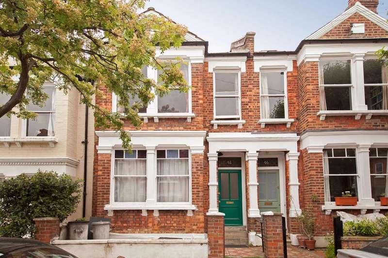 4 Bedrooms Terraced House for sale in Battledean Road, Highbury, N5