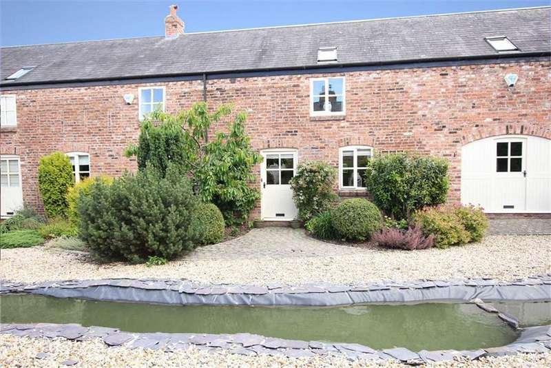 3 Bedrooms Mews House for sale in Honkley Barns, Stringers Lane, Rossett