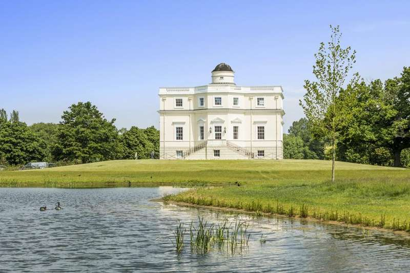 4 Bedrooms House for rent in Old Deer Park, Richmond upon Thames, Surrey TW9