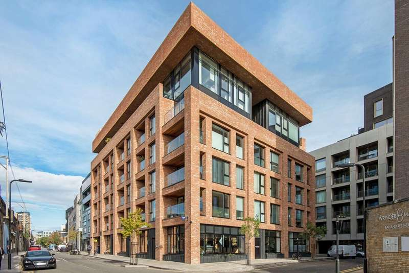 2 Bedrooms Apartment Flat for sale in Warehaus, Mentmore Terrace, Hackney, London E8
