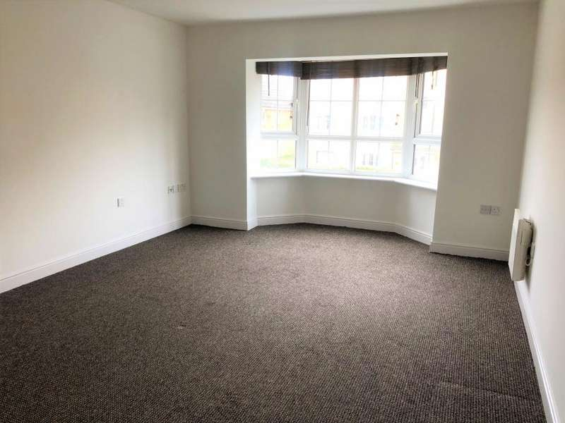 2 Bedrooms Flat for sale in Queens Park, MK40
