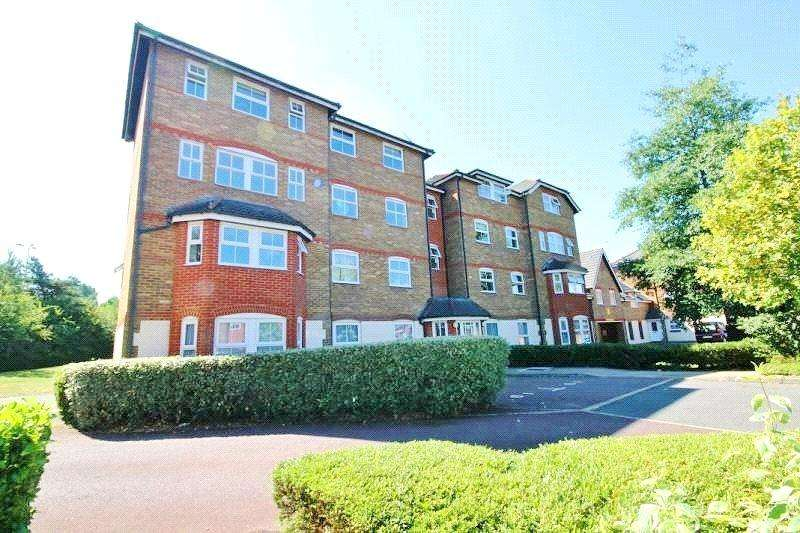 2 Bedrooms Apartment Flat for sale in Wingate Court, Aldershot, Hampshire, GU11