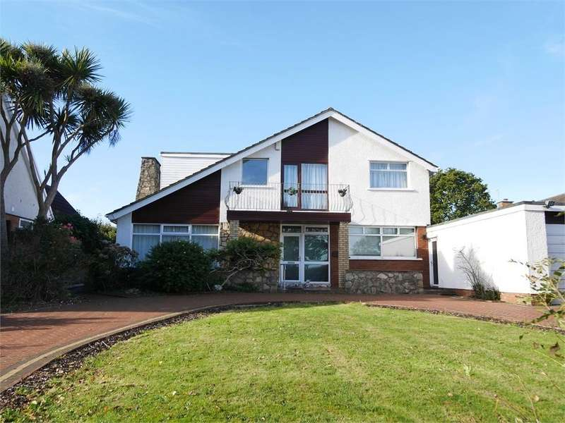 4 Bedrooms Detached House for sale in Evenlode Avenue, Penarth