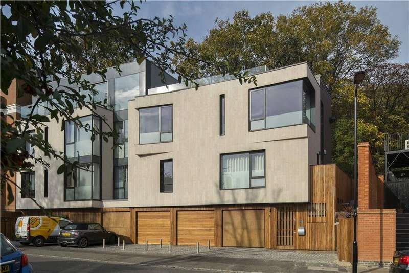 3 Bedrooms House for sale in Nutley Terrace, Hampstead, London, NW3