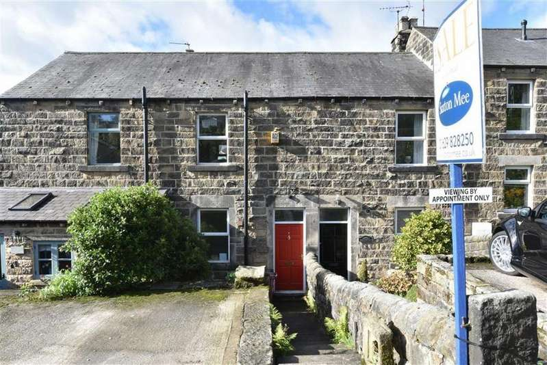 2 Bedrooms Terraced House for sale in Rattle Cottage, Chapel Hill, Ashover, Chesterfield, Derbyshire, S45