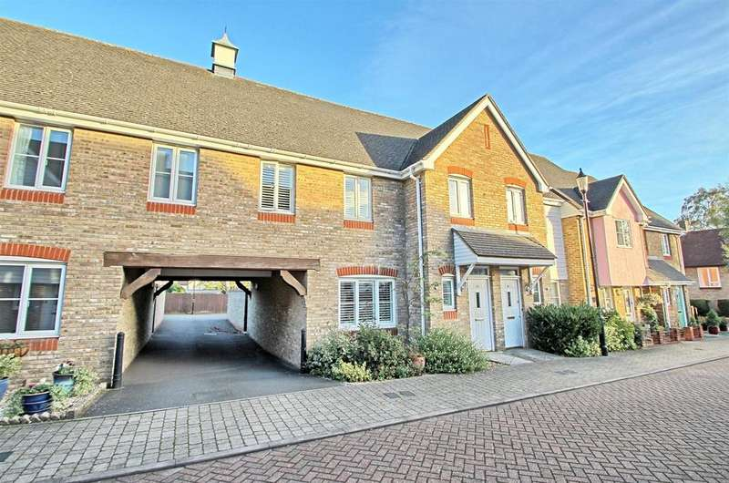 3 Bedrooms Semi Detached House for sale in AWARD WINNING HOME WITH GARAGE - WARE TOWN