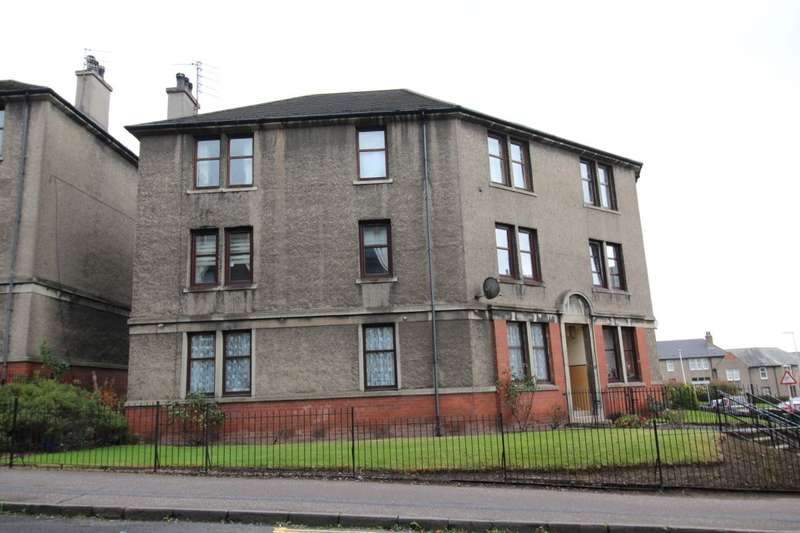 2 Bedrooms Flat for sale in D Fleming Gardens West, Dundee, DD3
