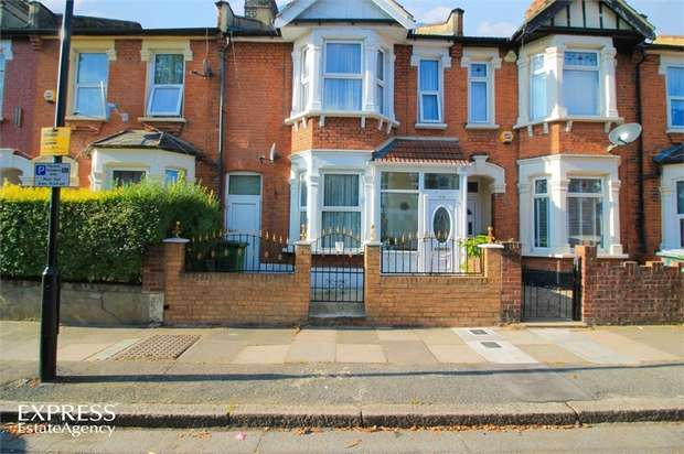 5 Bedrooms Terraced House for sale in Burford Road, London