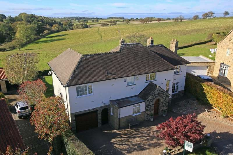 5 Bedrooms Detached House for sale in Woodacre Crescent, Bardsey, LS17 9DQ