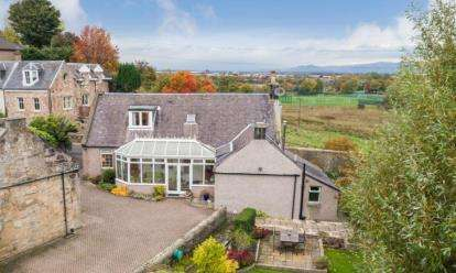 5 Bedrooms Detached House for sale in Boness Road, Polmont