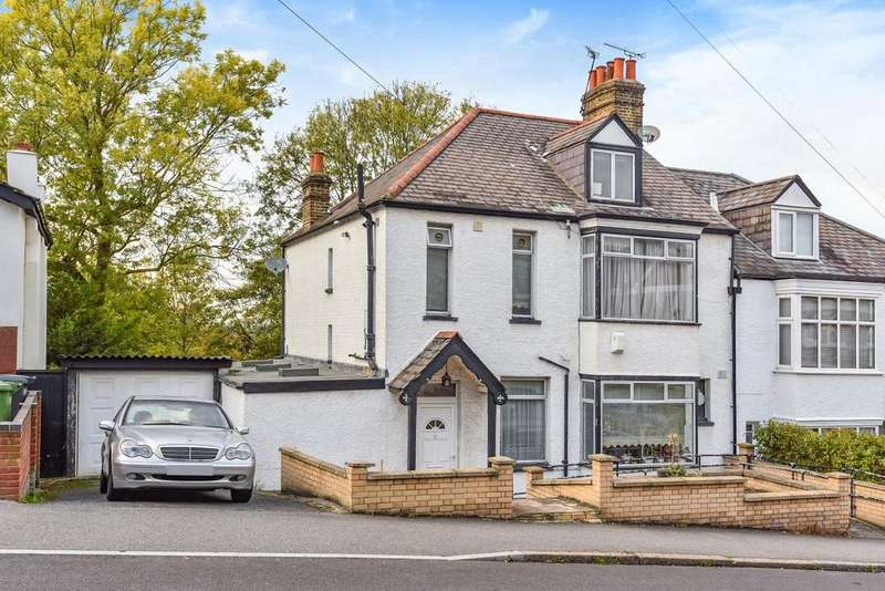 4 Bedrooms Semi Detached House for sale in Canonbie Road, Forest Hill