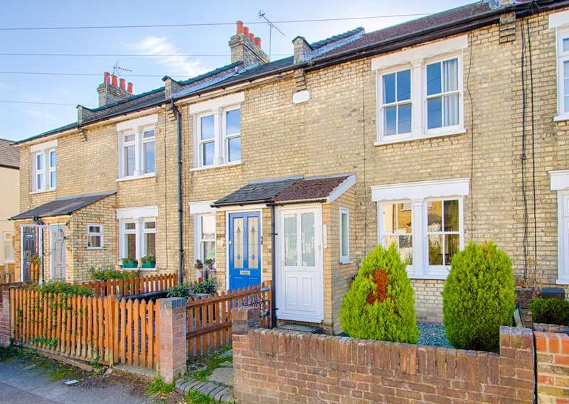 2 Bedrooms Terraced House for sale in Whitley Road, Hoddesdon