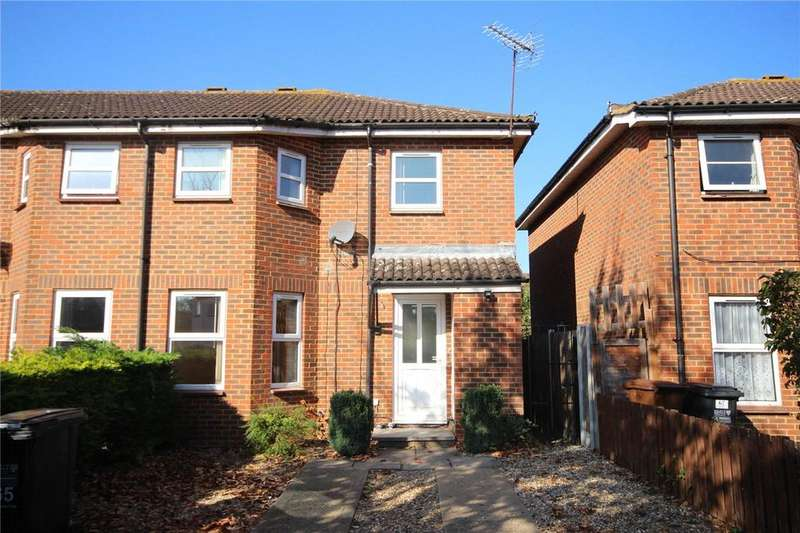 3 Bedrooms End Of Terrace House for sale in Broadwater Crescent, Welwyn Garden City, Hertfordshire
