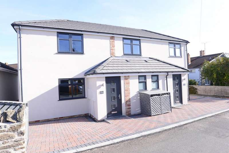 2 Bedrooms Semi Detached House for sale in Barrs Court Road, Barrs Court, Bristol, BS30 8DH