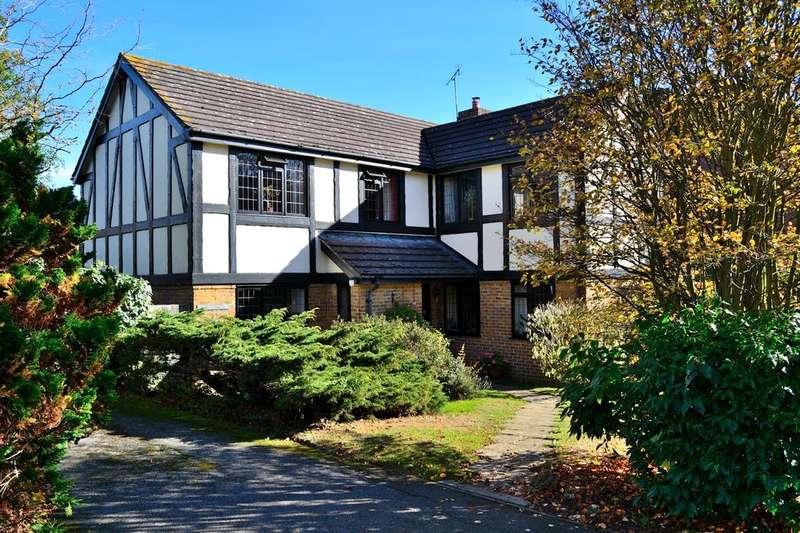5 Bedrooms Detached House for sale in Elm Lane, Lower Earley, Reading, Berkshire, RG6 5UG