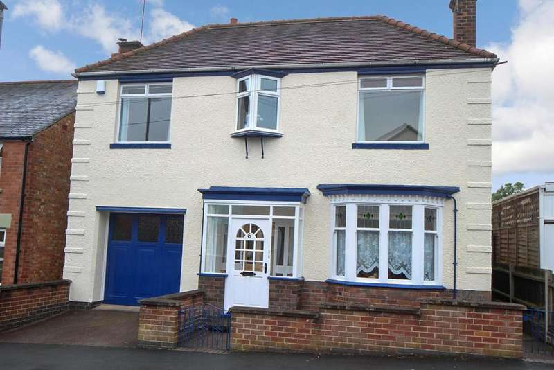 4 Bedrooms Detached House for sale in Bowling green road, Hinckley