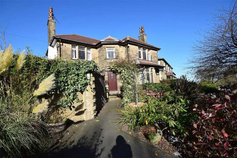 4 Bedrooms Detached House for sale in The Avenue, Clayton, Bradford