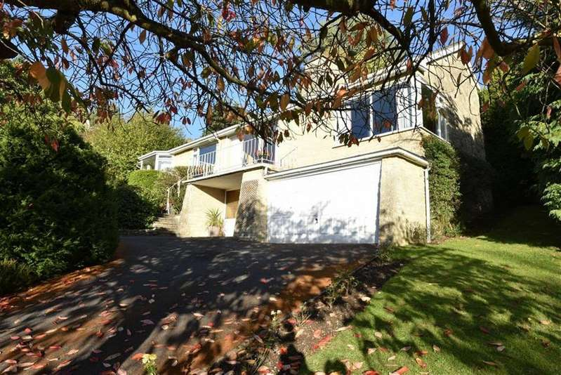 4 Bedrooms Detached House for sale in Uplands, Maynard Road, Grindleford, Hope Valley, Derbyshire, S32