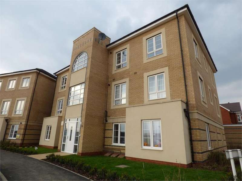 2 Bedrooms Flat for sale in Meredew Place, Kings Reach, Langley, Berkshire