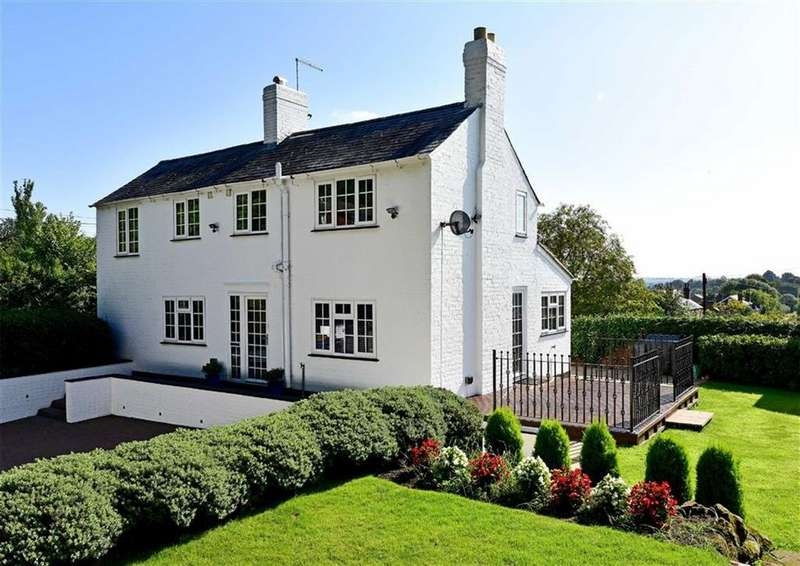4 Bedrooms Detached House for sale in 10, Sandy Lane, Codsall, Wolverhampton, WV8
