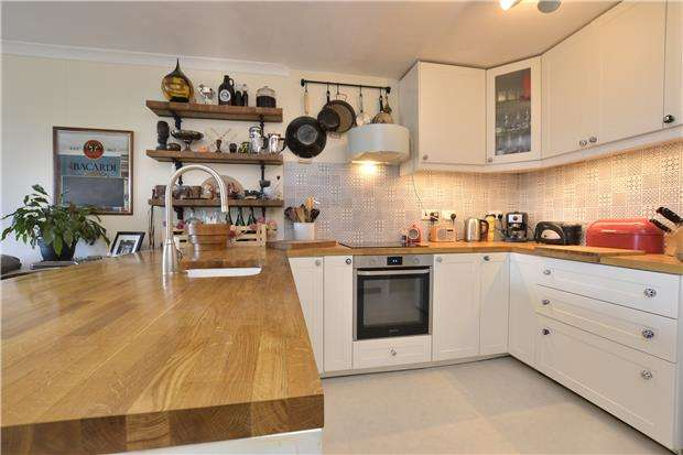 2 Bedrooms Flat for sale in Station Road, Ashley Down, BRISTOL, BS7 9LB