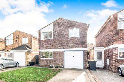 4 Bedrooms Detached House for sale in Orchard Street, Kempston, Bedford, Bedfordshire