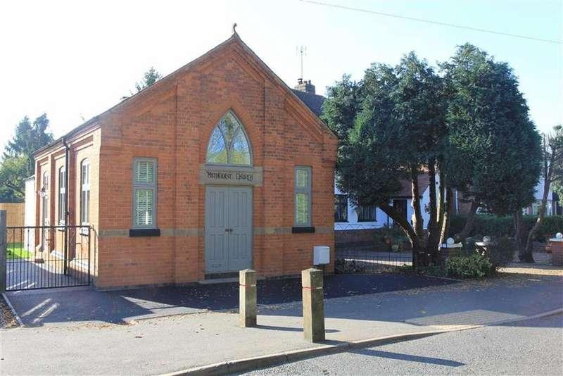 3 Bedrooms Detached House for sale in Queniborough Road, Queniborough