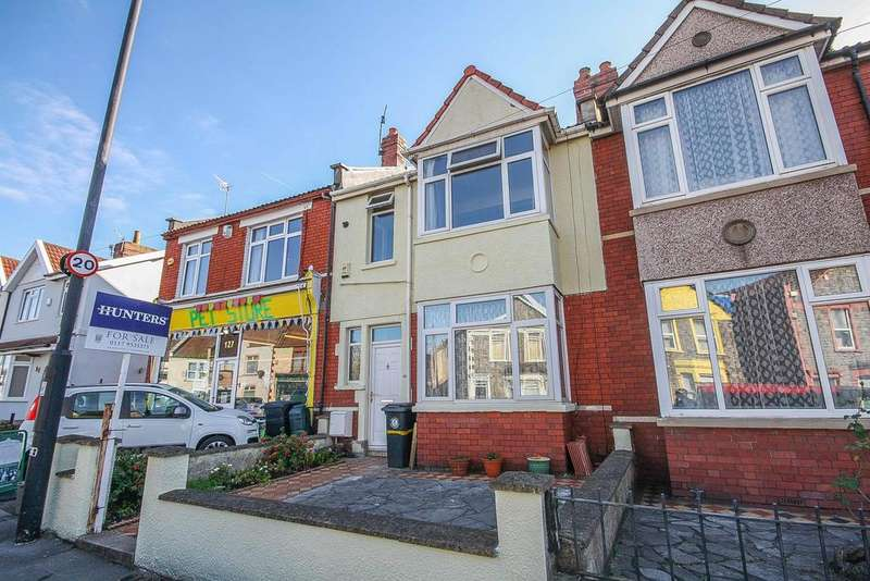 3 Bedrooms Terraced House for sale in St. Johns Lane, Bedminster, Bristol, BS3 5AE