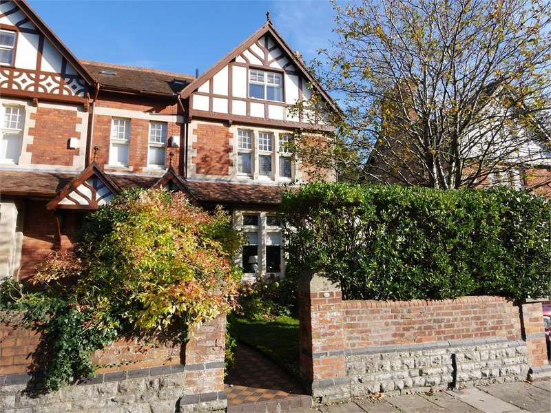 5 Bedrooms Semi Detached House for sale in Plymouth Road, Penarth