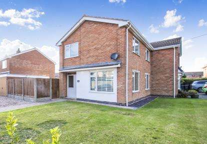 3 Bedrooms Semi Detached House for sale in Hornbeam Road, Newbold Verdon, Leicester, Leicestershire
