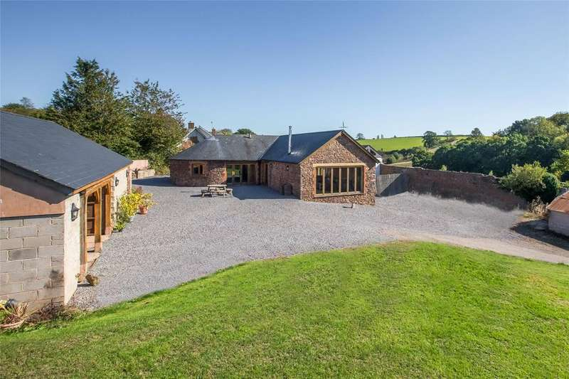 4 Bedrooms Unique Property for sale in Stockleigh English, Crediton, Devon, EX17
