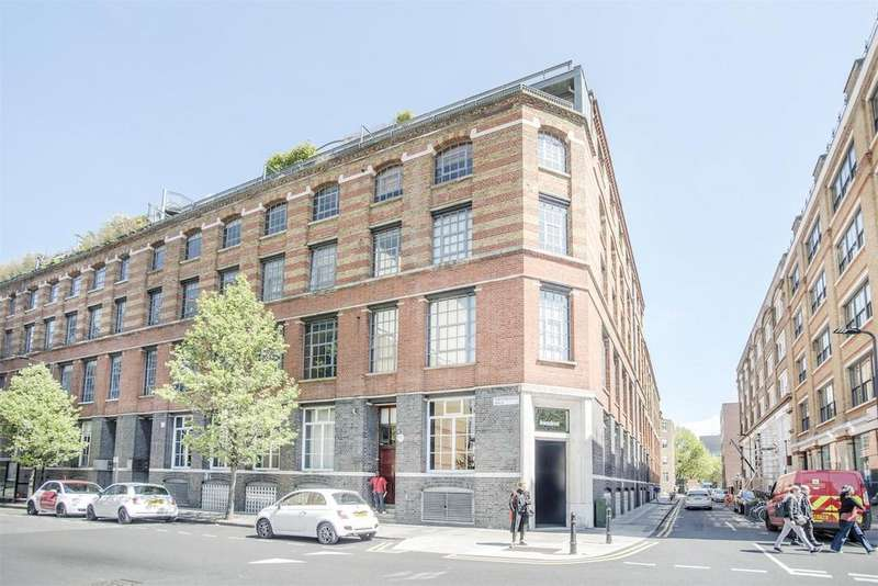 2 Bedrooms Apartment Flat for sale in The Factory, Nile Street, London, N1
