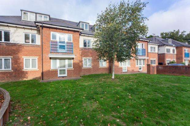 2 Bedrooms Apartment Flat for sale in Hare Warren Court, Marshland Square, Emmer Green