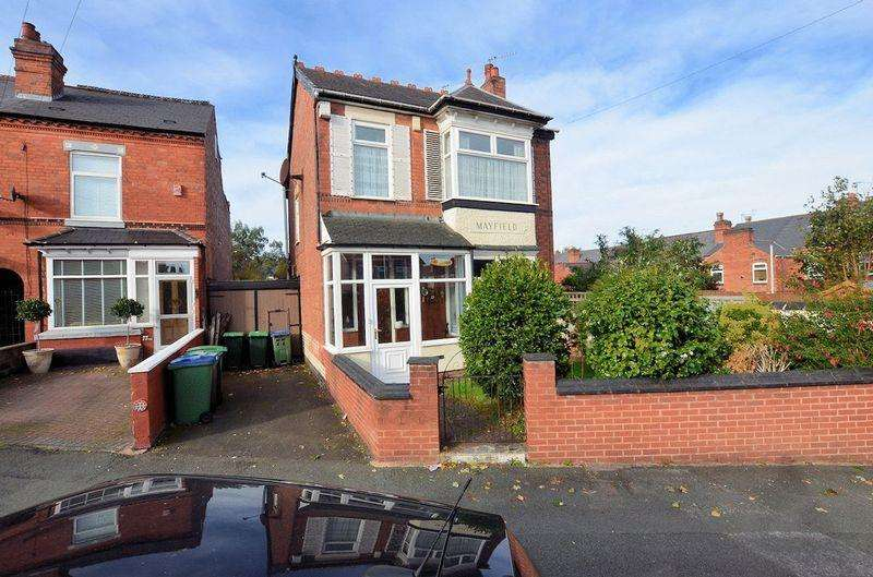 3 Bedrooms Detached House for sale in Wigorn Road, Bearwood