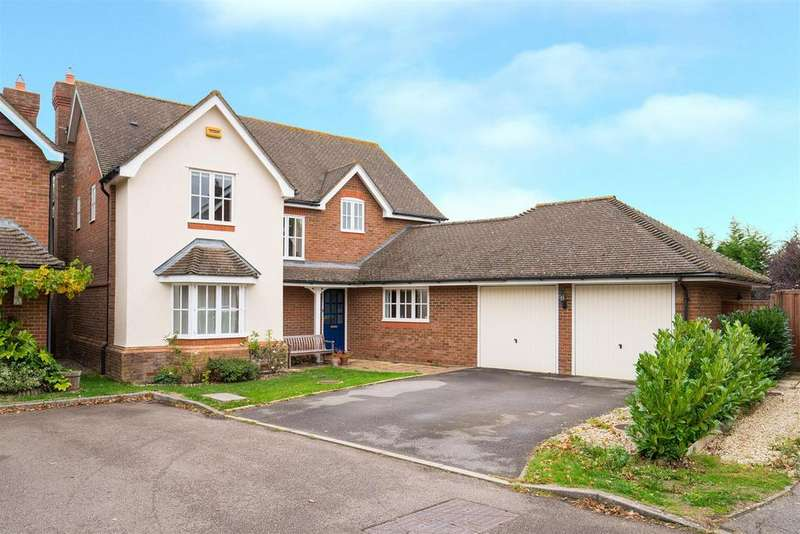 5 Bedrooms Detached House for sale in George Court, Grendon Underwood