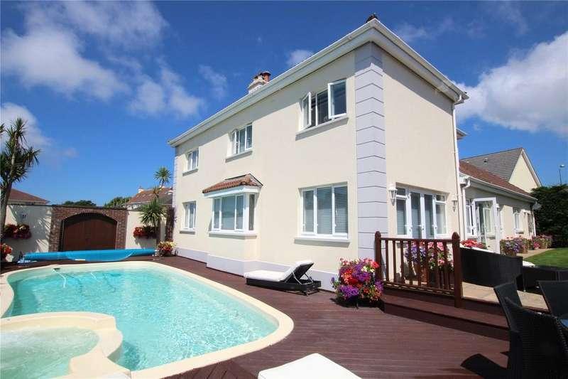 5 Bedrooms Detached House for sale in Park Estate, La Route Des Genets, St Brelade, Jersey, JE3