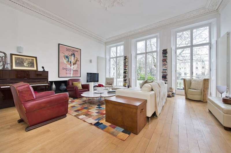 2 Bedrooms Apartment Flat for sale in Cleveland Square, Bayswater, W2