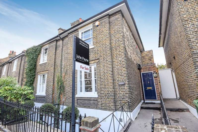 3 Bedrooms Terraced House for sale in Guildford Grove London SE10