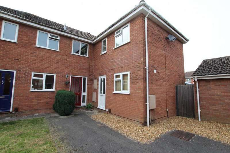 2 Bedrooms End Of Terrace House for sale in Lalande Close, Wokingham, RG41
