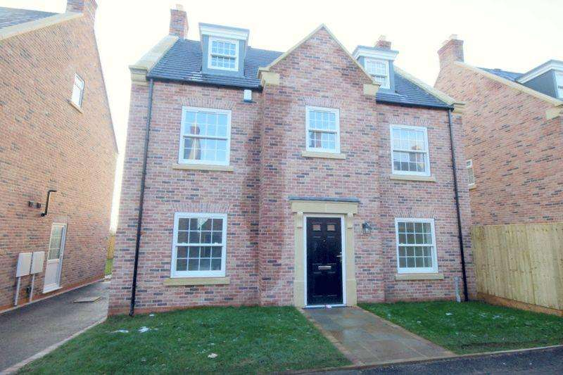 5 Bedrooms Detached House for sale in The Belfry,, Trentham