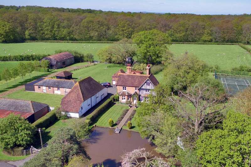 6 Bedrooms Detached House for sale in Mill Lane, Frittenden, Kent, TN17 2DX