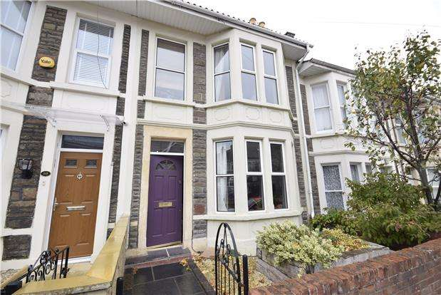 3 Bedrooms Terraced House for sale in Cassell Road, BRISTOL, BS16 5DG