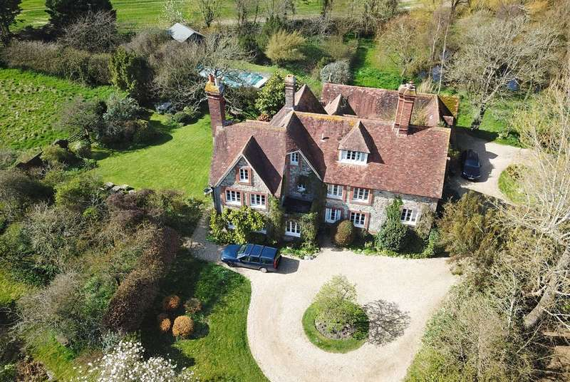 7 Bedrooms Land Commercial for sale in Bucklers Hard Road, Beaulieu, Hampshire