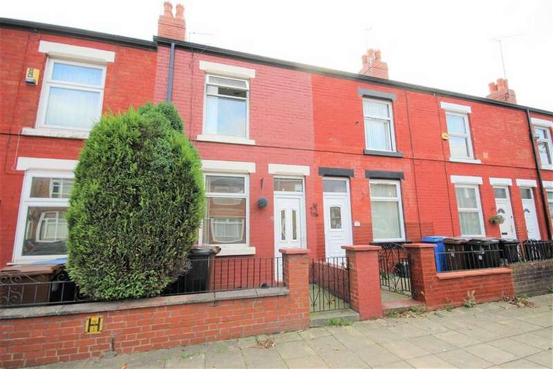 2 Bedrooms Terraced House for sale in River Street, Stockport, Cheshire