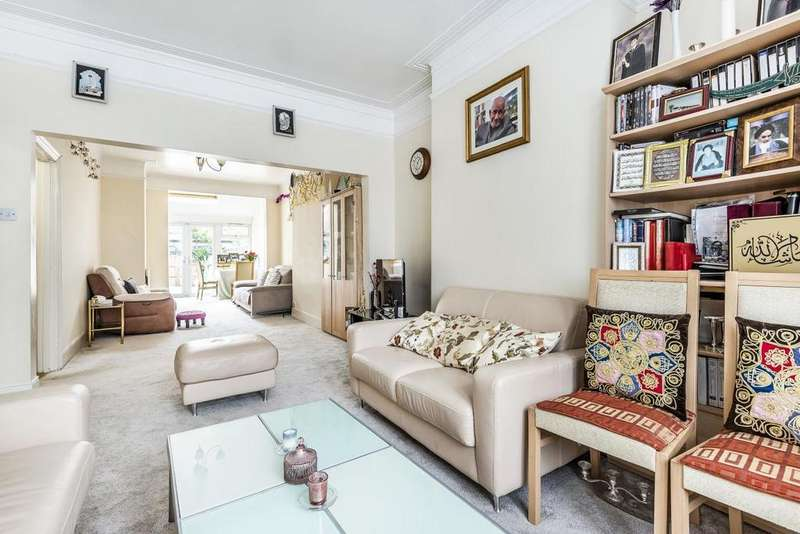3 Bedrooms Terraced House for sale in Beechcroft Road, Tooting Bec