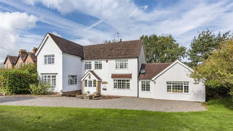 5 Bedrooms Equestrian Facility Character Property for sale in Guarlford Road, Guarlford, Malvern, Worcestershire, WR13