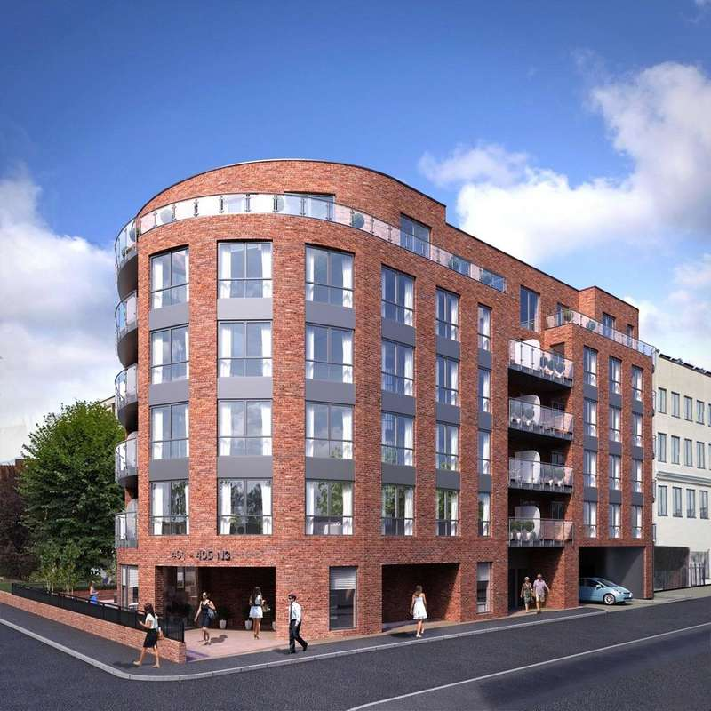 2 Bedrooms Flat for sale in The Arc, Finchley Central, N3